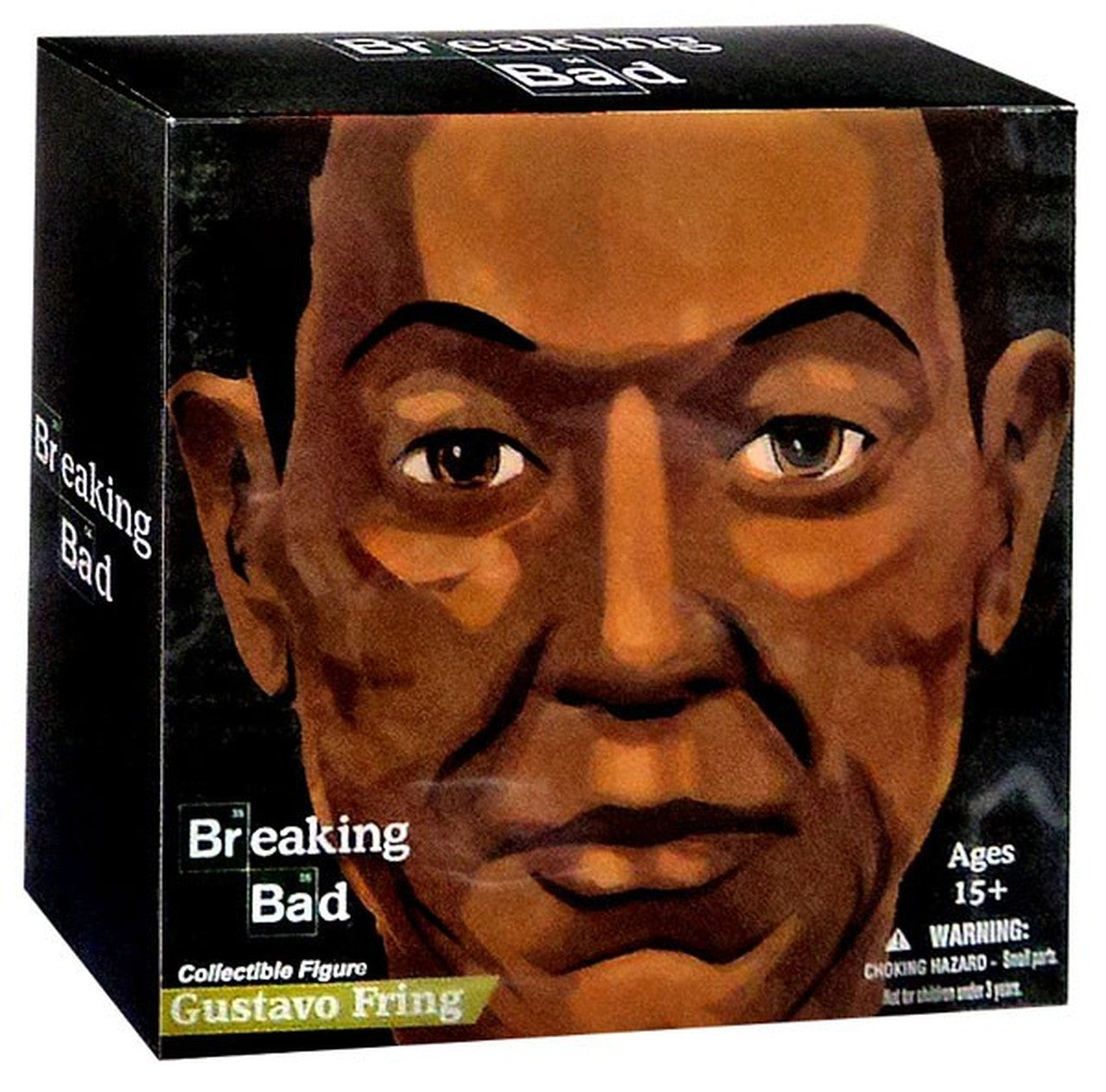 Breaking Bad 6 Gus Fring Figure Burned Face Exclusive Ee Boobtube Collectibles