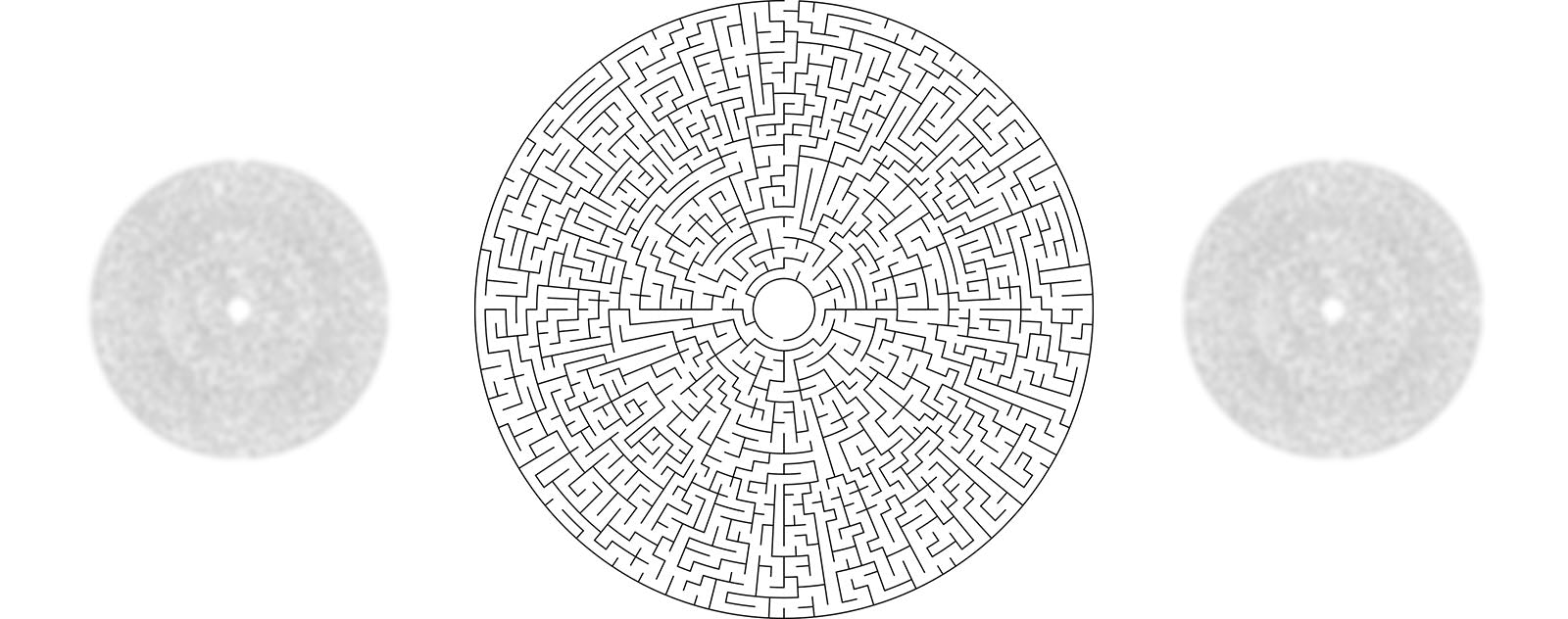 labyrinthe mais