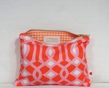 Load image into Gallery viewer, Orange Sherbi Essentials Bag