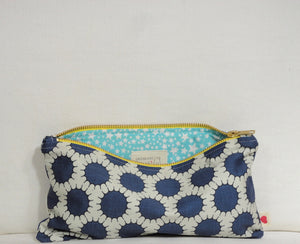 Blue Spike Supply & Pencil Case