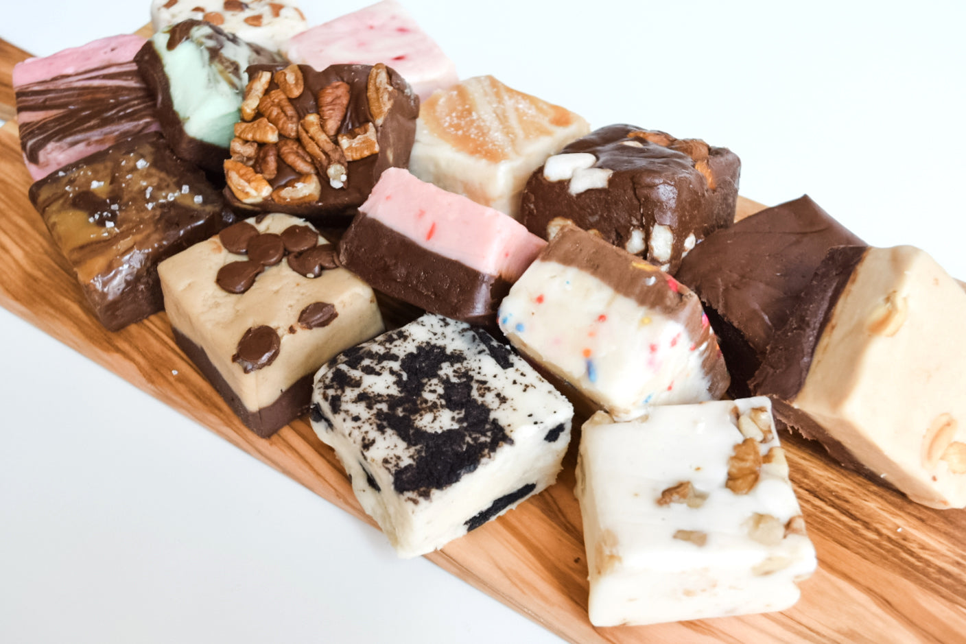 Two Pound Fudge Squares