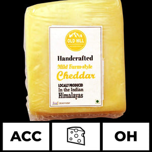 Artisan Meats food delivery in Delhi, NCR, Gurgaon, Noida, India + Old Hill Cheddar Cheese