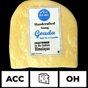 Artisan Meats food delivery in Delhi, NCR, Gurgaon, Noida, India + Old Hill Gouda Cheese