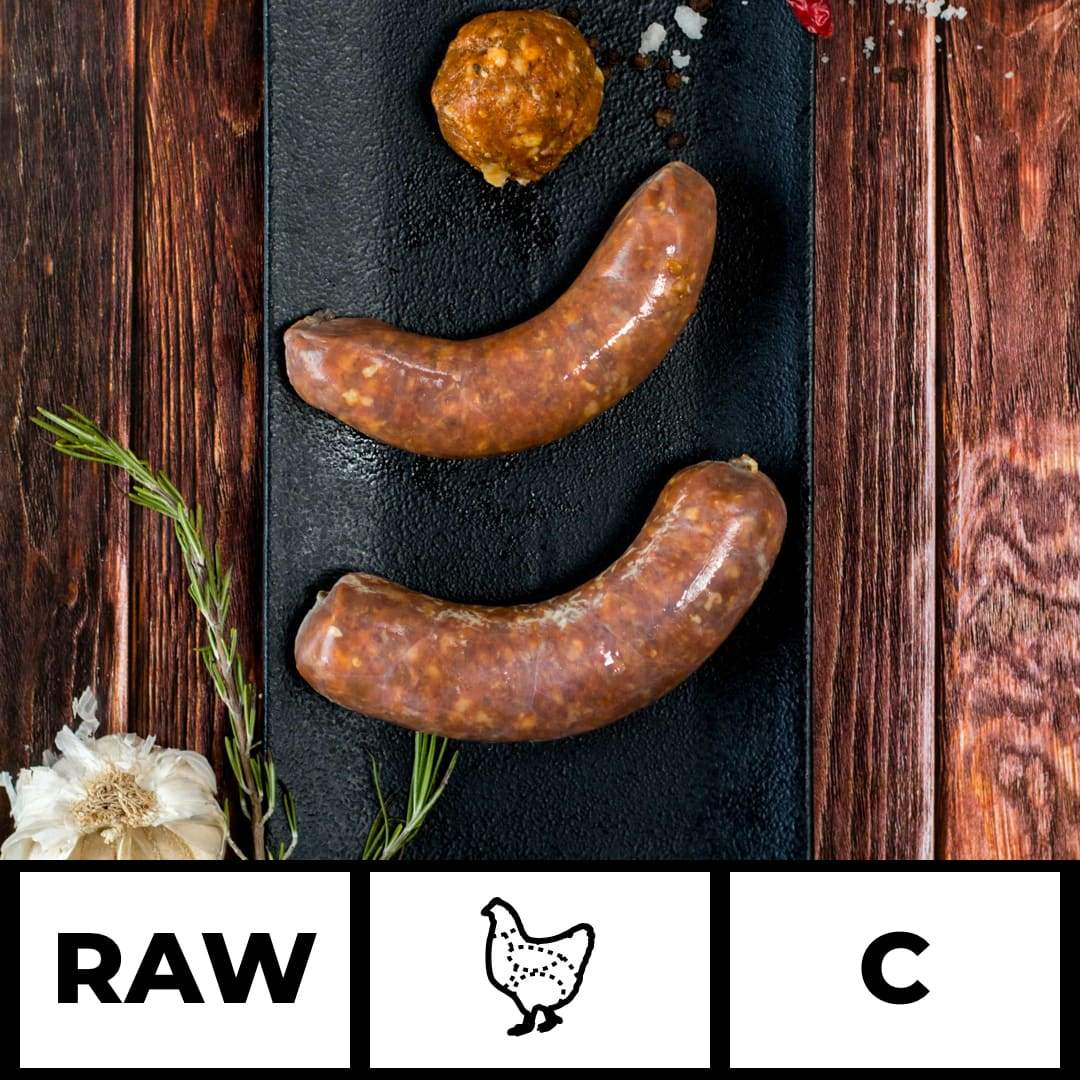 Artisan Meats food delivery in Delhi, NCR, Gurgaon, Noida, India + Raw Italian Herb Chicken Sausage