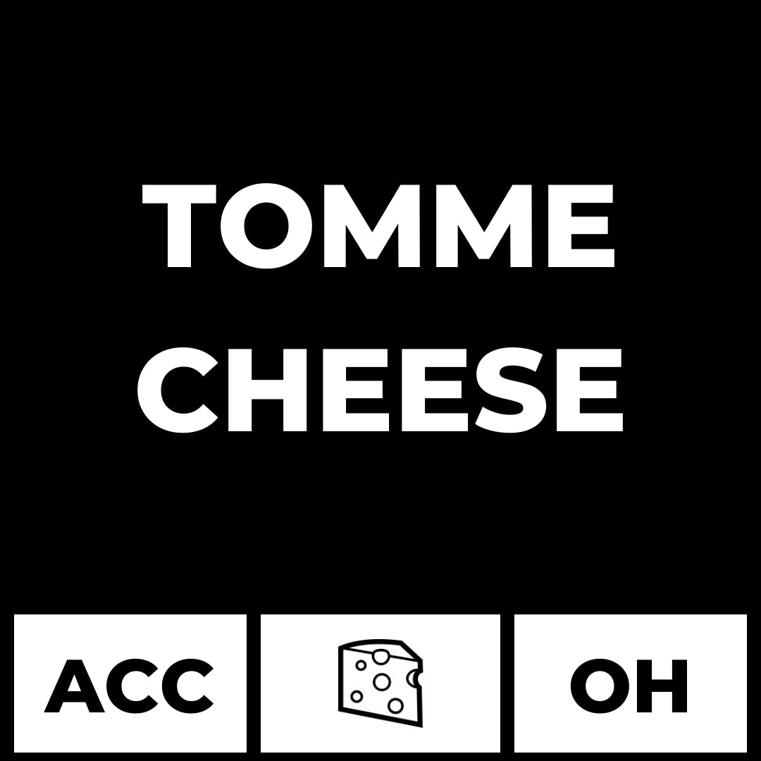 Old Hill Tomme Cheese
