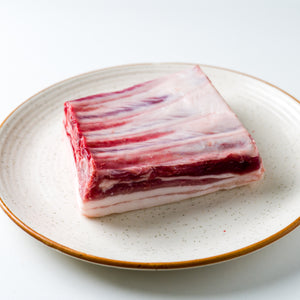 Imported Raw Pork Ribs- Belgian