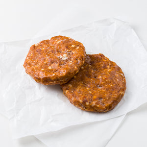 Pork Burger Patties