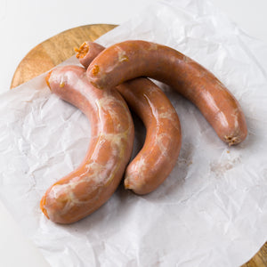 Raw Italian Herb Chicken Sausage