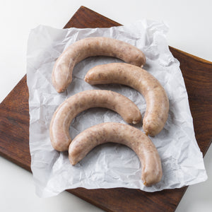 Raw English Breakfast Pork Sausage