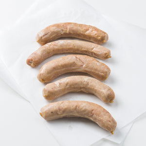 English Breakfast Smoked Chicken Sausage
