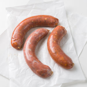 Raw Spicy Italian Pork Sausage