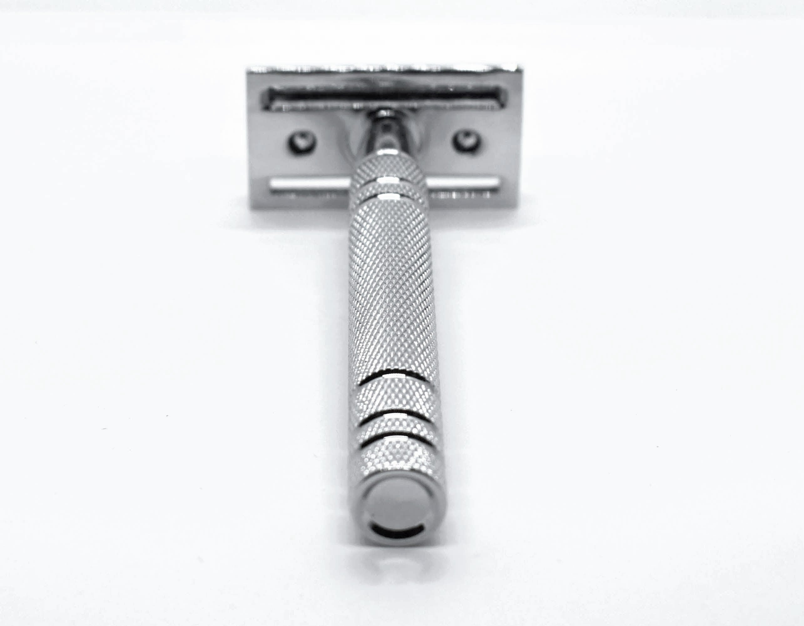 Chrome Safety Razor - Vault Elements NZ