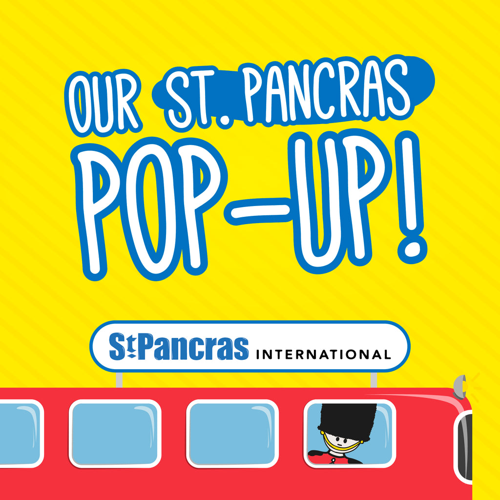 New St. Pancras Pop-Up!