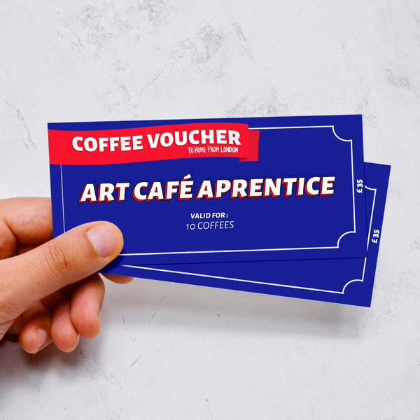 Art Café Apprentice - To Home From London