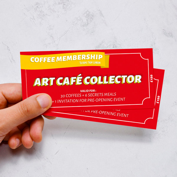 Art Café Collector - To Home From London