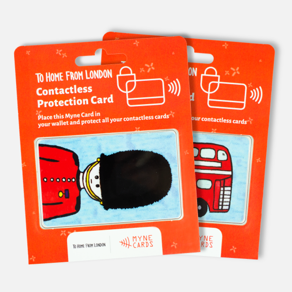Contactless Protection Card - To Home From London
