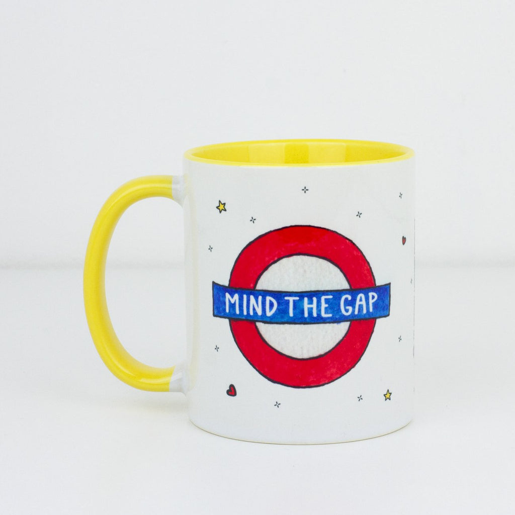 Mind the Gap Roundel Gift Box - To Home From London