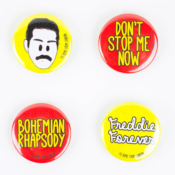 Freddie Badges