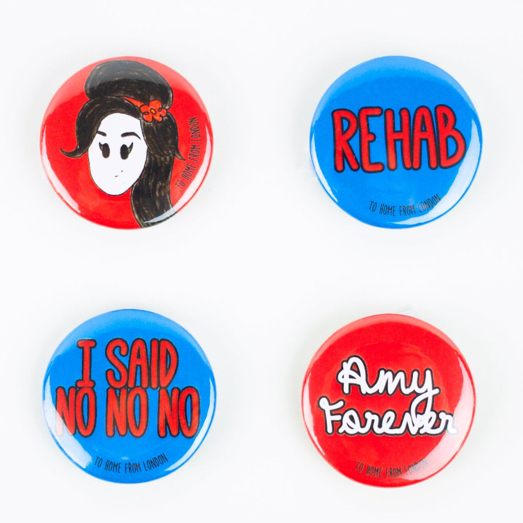 Amy Badges