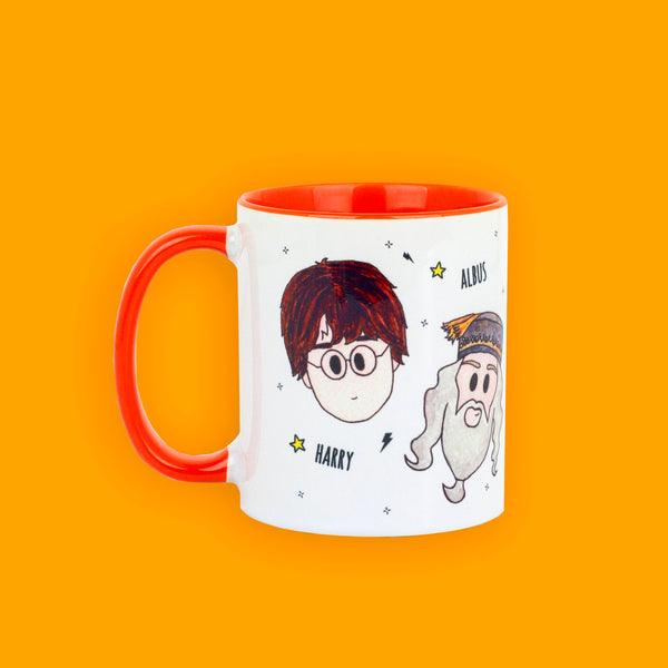 Harry Potter Mug - To Home From London