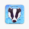 Badger Coaster - To Home From London