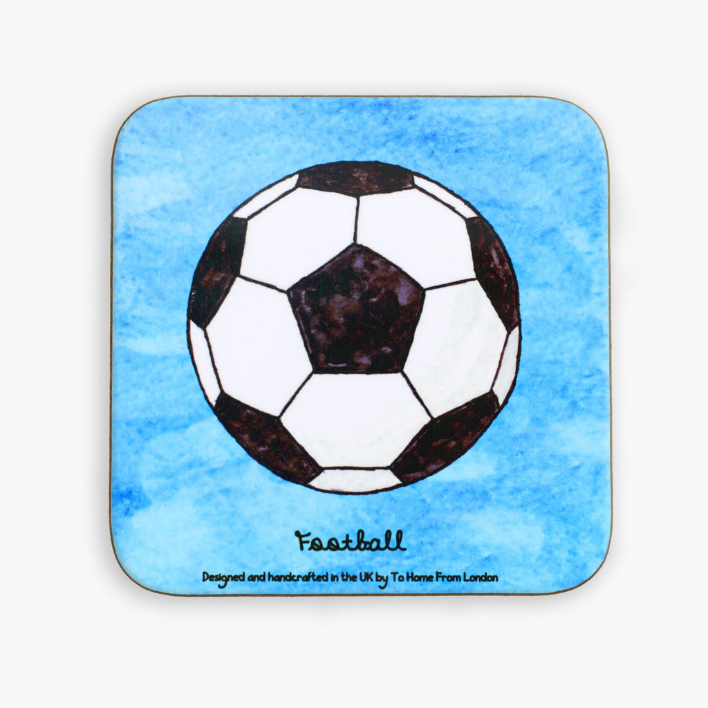 Football Coaster - To Home From London