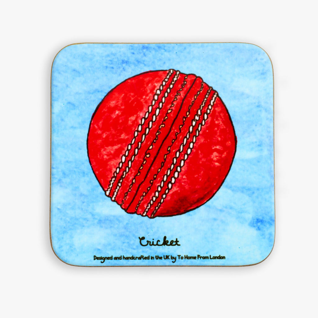 Cricket Coaster - To Home From London