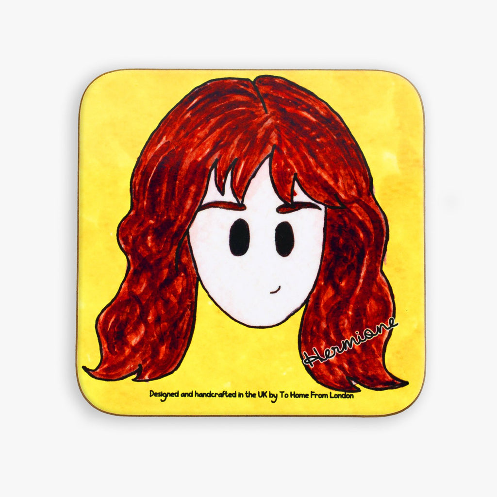 Hermione Granger Coaster - To Home From London
