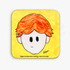 Ron Weasley Coaster - To Home From London