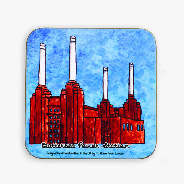 Battersea Power Station Coaster - To Home From London