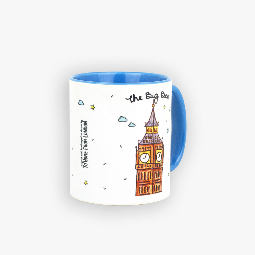 Big Ben Mug - To Home From London