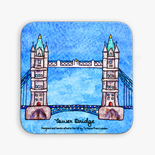 Tower Bridge Coaster - To Home From London