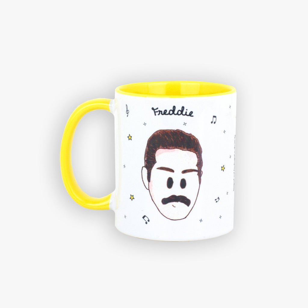 Freddie Mug - To Home From London
