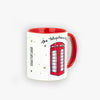 Telephone Mug - To Home From London