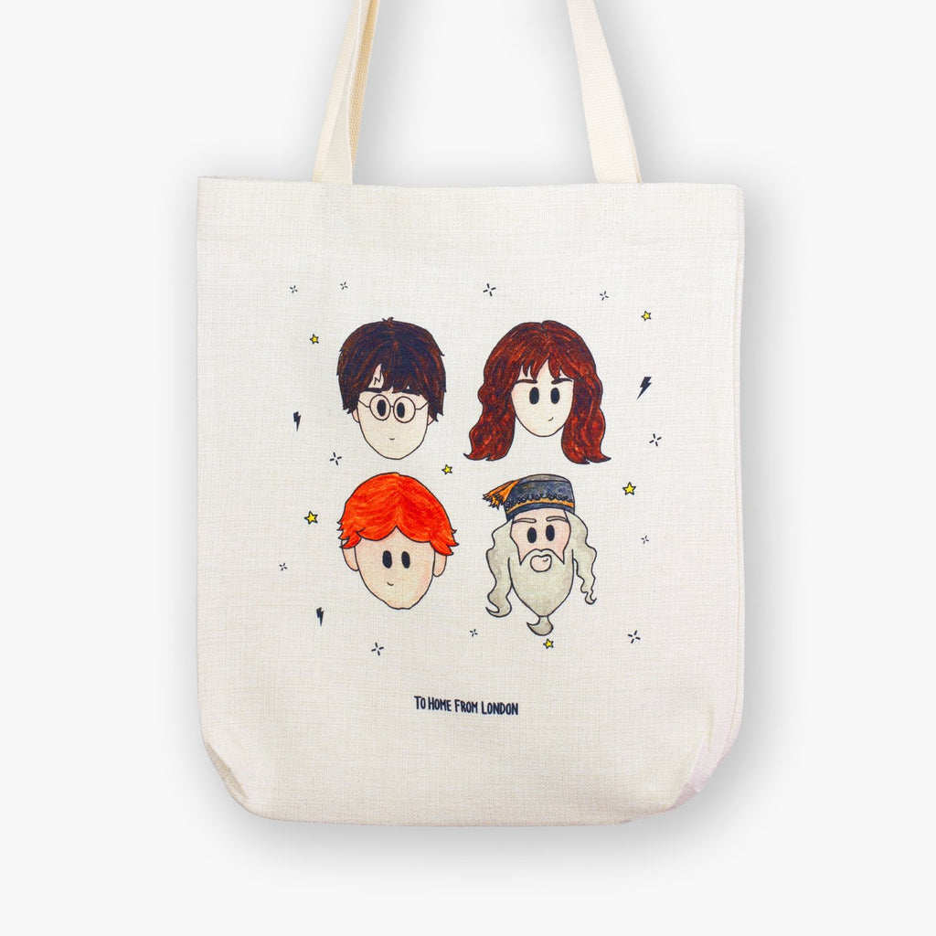 Harry Potter Tote Bag - To Home From London