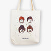 Beatles Tote Bag - To Home From London