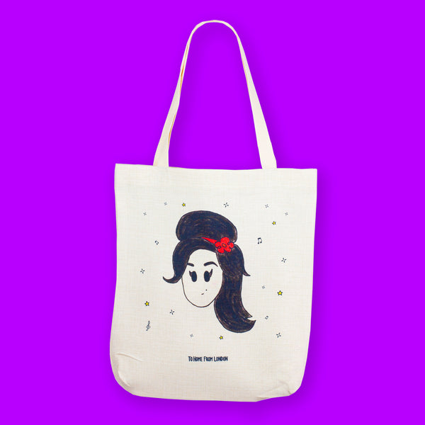 Amy Tote Bag - To Home From London