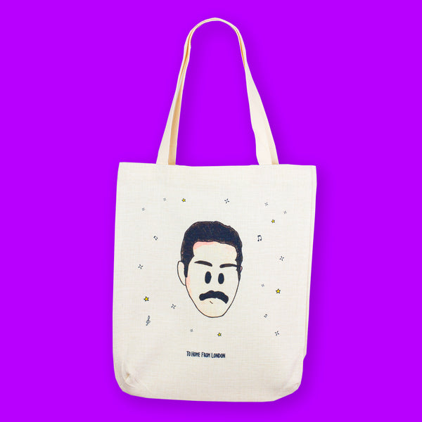 Freddie Tote Bag - To Home From London