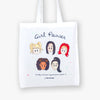 Spice Girls / Girl Power Eco Bag - To Home From London