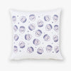 Queen Pattern Cushion Cover - To Home From London