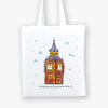 Big Ben Eco Bag - To Home From London