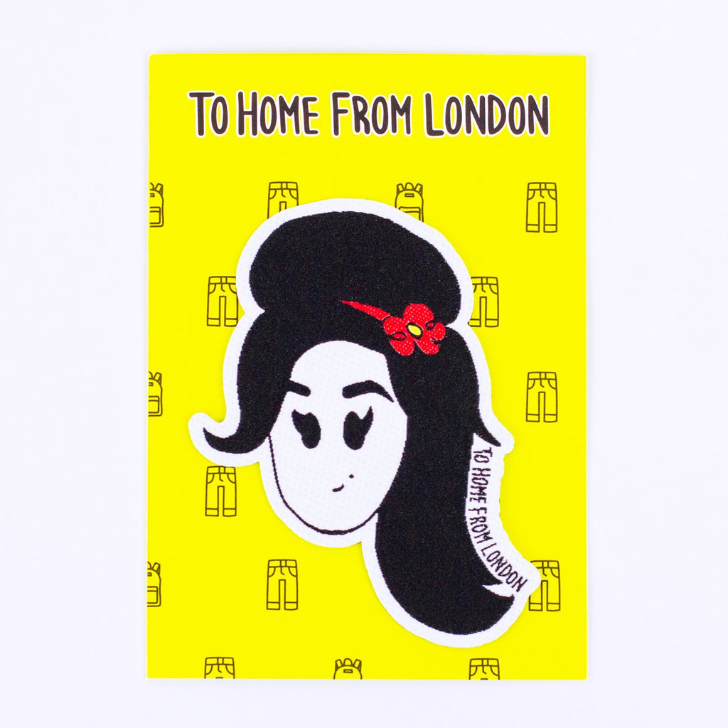 Amy Patch - To Home From London