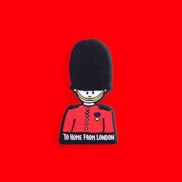 Guard Patch - To Home From London