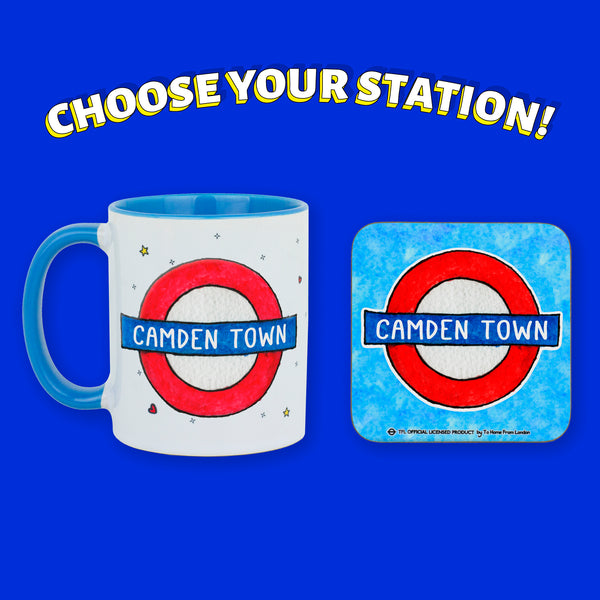 Underground Stations Gift Box | Choose yours - To Home From London