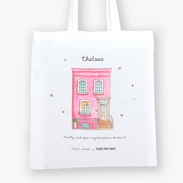 Chelsea Eco Bag by A Lady in London - To Home From London