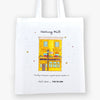 Notting Hill Eco Bag by A Lady in London - To Home From London