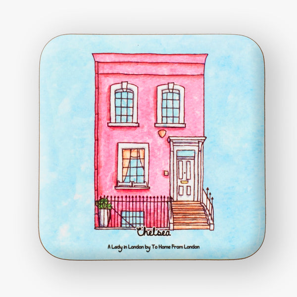 Chelsea Coaster by A Lady in London - To Home From London