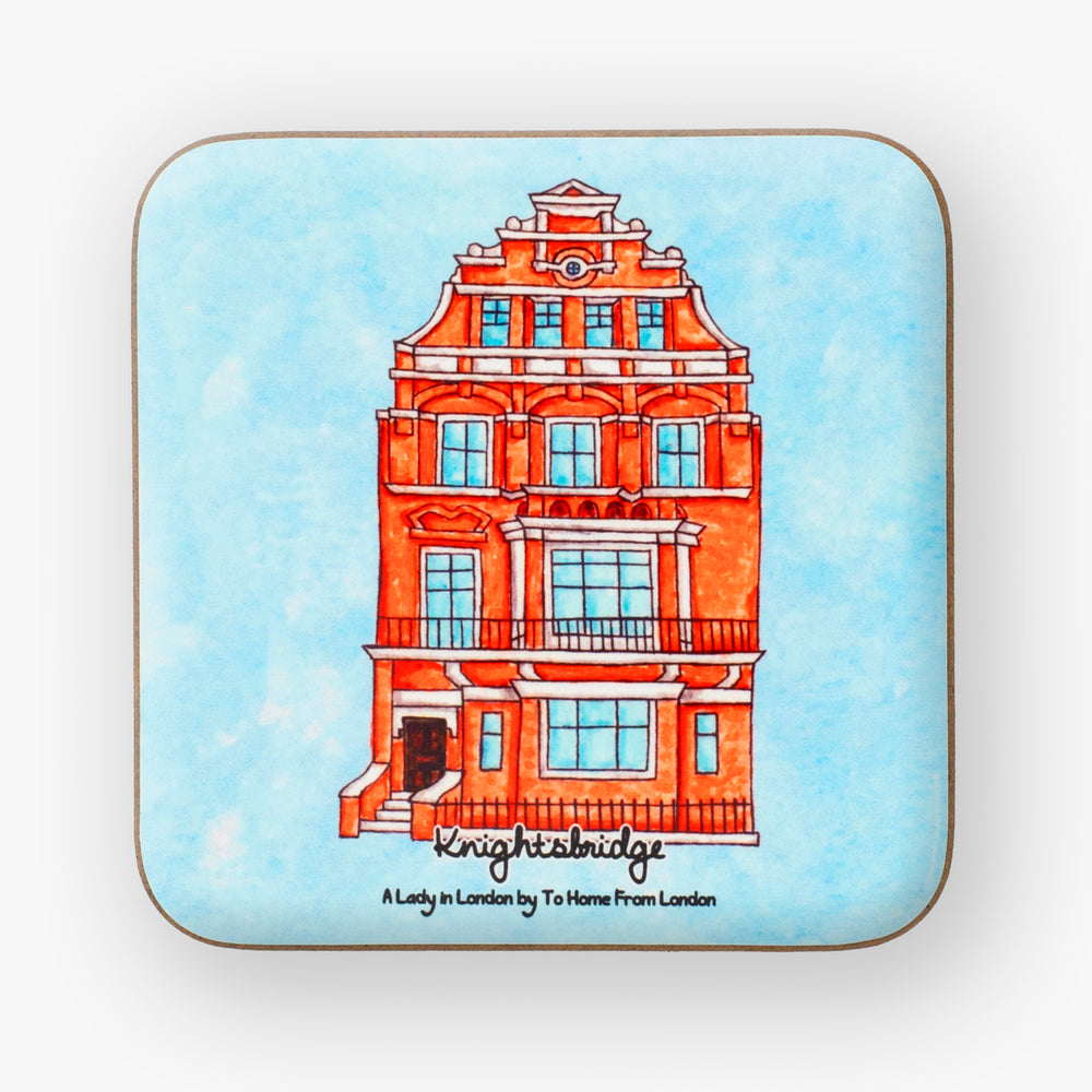 Knightsbridge Coaster by A Lady in London - To Home From London