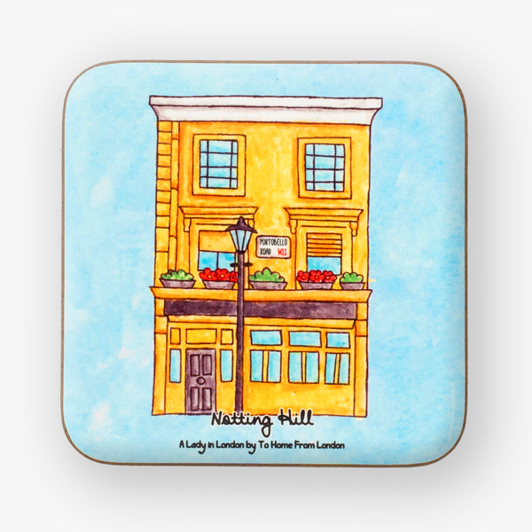 Notting Hill Coaster by A Lady in London - To Home From London