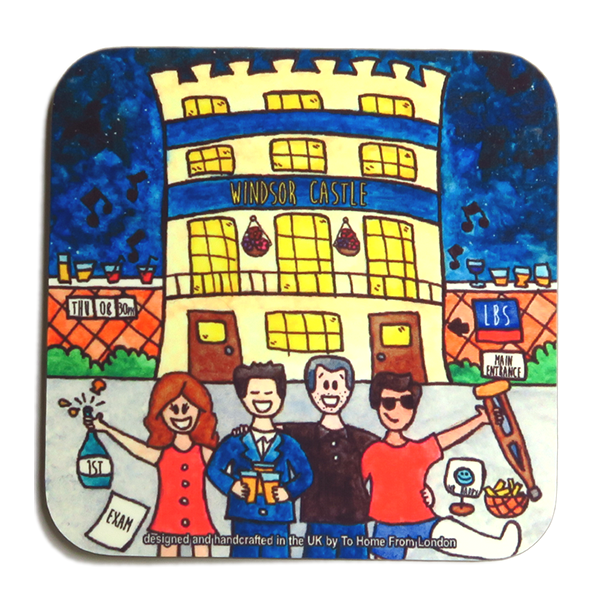 Windsor Magnetic Coaster